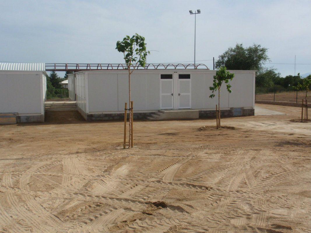 Construcciones bajo encargo en tarragona construcciones ruiz for Construccion de modulos comerciales